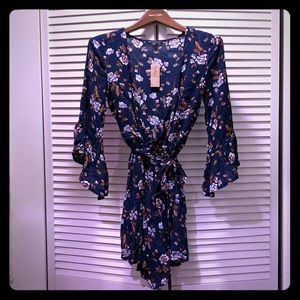 American Eagle wrap dress